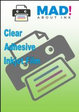 Inkjet Clear Adhesive Film